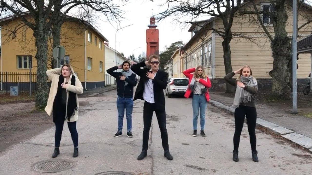 SKIBIDI CHALLENGE Hanko Finland Edition