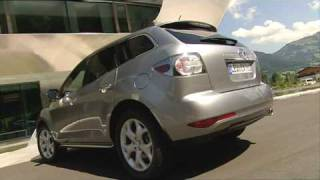 Mazda CX-7 Product Information 2009