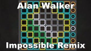 Alan Walker Impossible UNIPAD PROJECT FILE DOWNLOAD