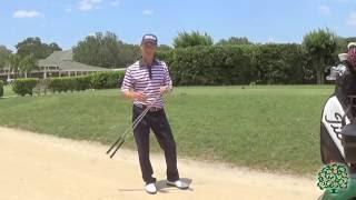 David Damesworth, PGA: Quick Warm Up Tips