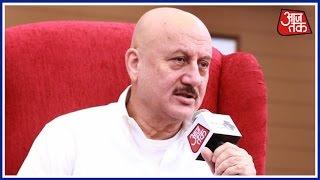 Sahitya Aaj Tak: Special Talk With Anupam Kher