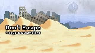 Don't Escape: 4 Days to Survive Original Soundtrack LP