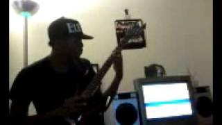 Melodic deathcore riff (Shawnny Williams)