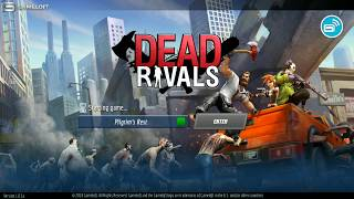 Dead Rivals The Latest Zombies:2018 By Gameloft