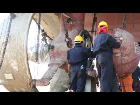 Ship & Rig Repair in Zamil Shipyards