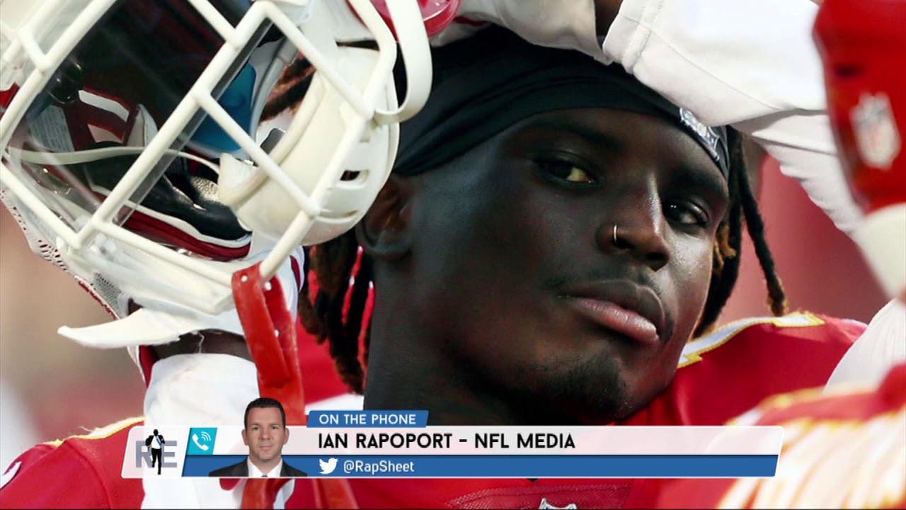 NFL Insider Ian Rapoport Announces That He's Been Suspended