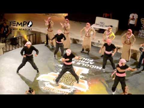 Dabkeh Break Dance Show