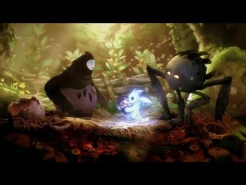 E3: 14 минут геймплея игры Ori and the Will of the Wisps