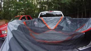 Gear Review:Rightline Truck Tent(Without Liner)
