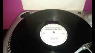 The Return Of Mr Disco (1983 - MJ Megamix) Promo Copy