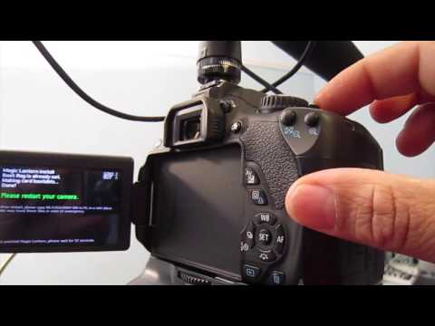 Magic Lantern Latest 2017 Firmware Get the Pro Functions on Canon DSLR