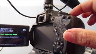 Magic Lantern Latest Firmware Get the Pro Functions on Canon DSLR