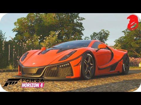 EL GTA SPANO EN FORZA HORIZON 4!!! INCREIBLE!! FH4 con Flowstreet thumbnail