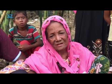 Rohingya refugees from Myanmar arrive in Bangladesh, recount horrors