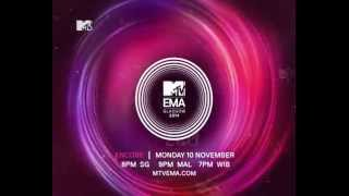 MTV EMA Glasgow 2014 - Best Southeast Asia Act Nominees