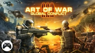 Art of War 3 Android Gameplay
