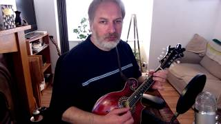 The Mist Covered Mountain (jig) on mandolin