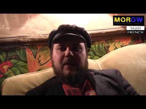 Beardfish on Morow.com with Rikard Sjönlom
