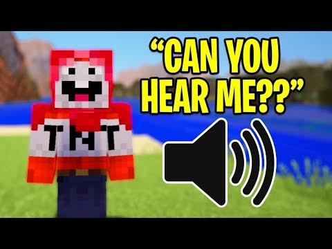 ExplodingTNT Voice Reveal
