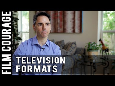 How Does A Screenwriter Decide On A Television Format? by Daniel Calvisi