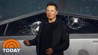 After a demonstration showing off shatterproof windows went awry on thursday, tesla ceo elon musk says earlier tests did not damage the car's glass windows. ...