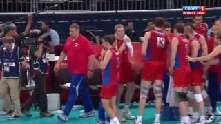 Камбэк сборной России на Олимпиаде-2012