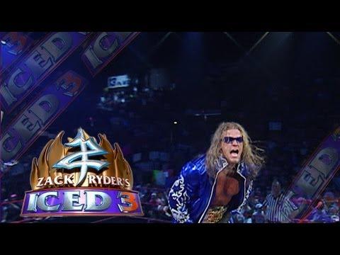 Zack Ryder's Iced 3 - April 2013,   Edge vs Ric Flair - Raw 5/24/04 - FULL MATCH