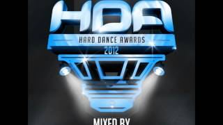 Hard Dance Awards 2012 Favourites 1:13hr - Mix