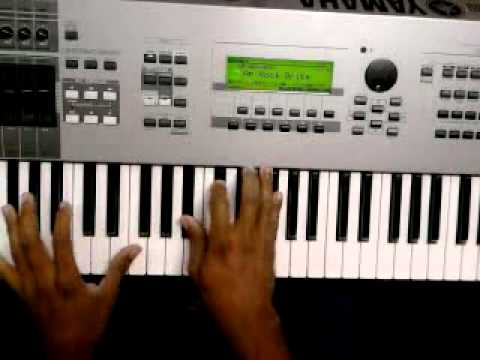 His Majesty Keyboard Tutorial