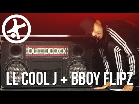 "LL Cool J ""I Can't Live Without My Radio"" Bboy Flipz Dance Solo w/ Bumpboxx 
