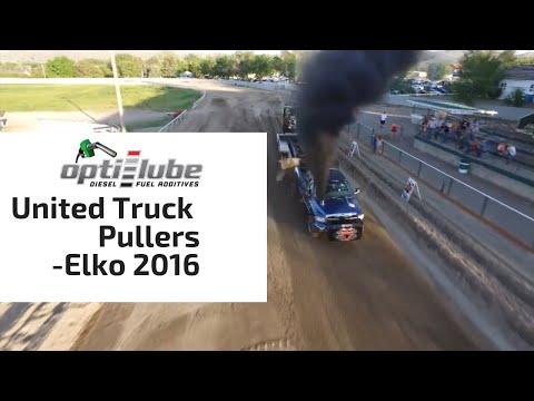 United Truck & Tractor Pulls 2016 Elko Nevada
