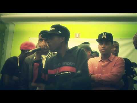 ROYALTY RADIO: Part 2 - Full Group Cypher - Under 20 Cypher