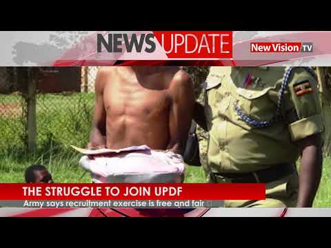 The struggle to join the UPDF