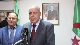 محمد غازي وزير العمل بخصوص قضية التشغيل و التقاعد 30 اوت 2016