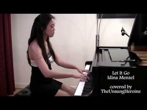 Let It Go - Idina Menzel (Piano Cover)