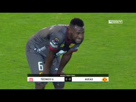 Tecnico U. Aucas Goals And Highlights