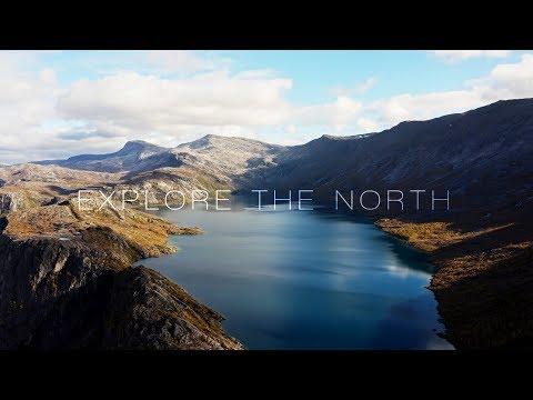 Explore the North   Norway 4K