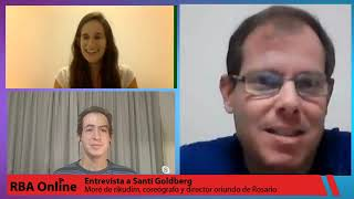 Entrevista a Santi Goldberg