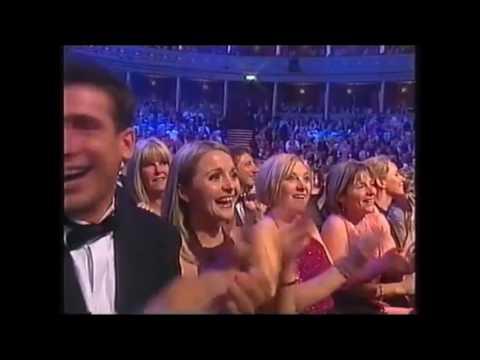 The Judy Finnigan bra incident at the TV Brit Awards (2000)