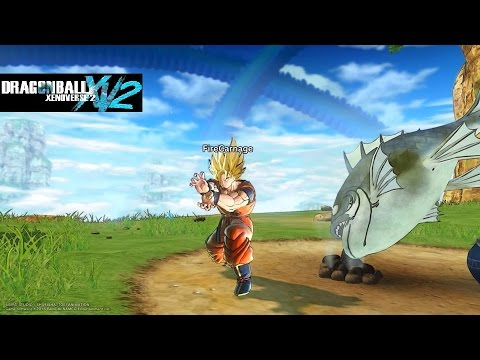 Dragon Ball Xenoverse 2 Goku Wig Super Saiyan Youtube