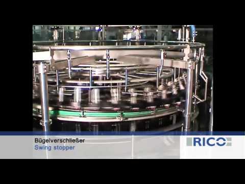 RICO - Bügelverschließer (Swing stopper)