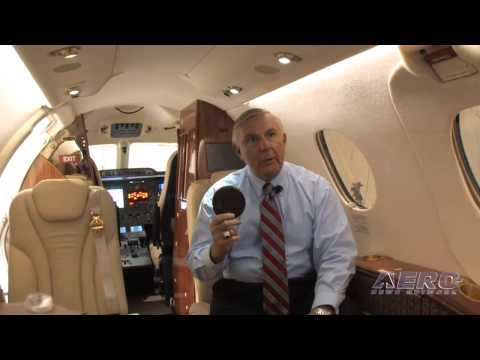 Aero-TV:  Traveling in Style - The Upgraded Premier 1A Cabin