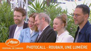 ROUBAIS UNE LUMIERE - Photocall - Cannes 2019 - VF
