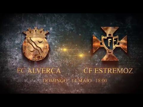 Hóquei em Patins - FC Alverca vs Estremoz