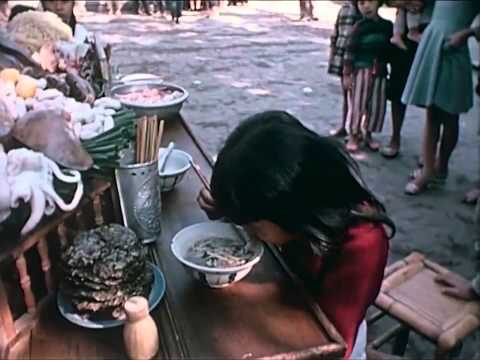 Taiwan The Face Of Free China 1960 Educational Film
