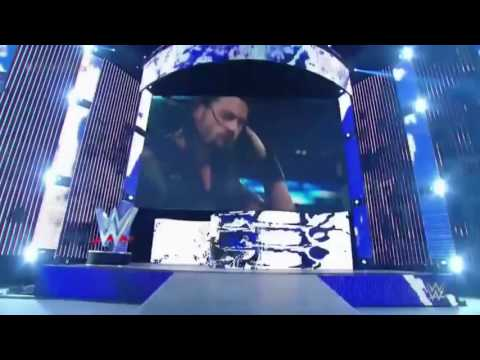 Roman reigns entrance remix can man theme
