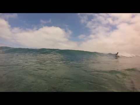 Bodyboarding Secret Harbour