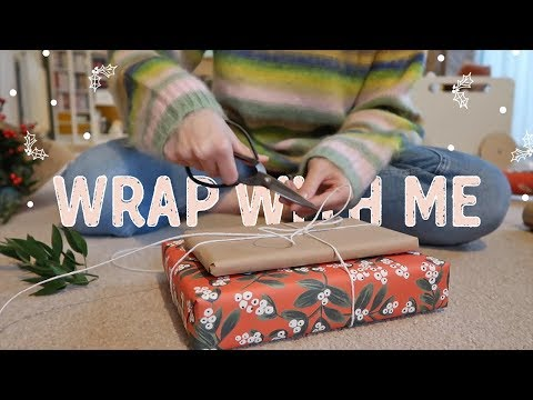 WRAP WITH ME & WHAT I BOUGHT FAMILY (+ Delilah's Stocking)   Rhiannon Ashlee