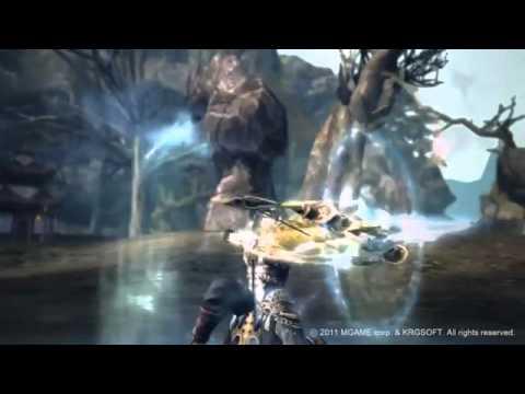 (Game4V) Các class trong Hiệp Khách Giang Hồ 2 - G*Star 2011