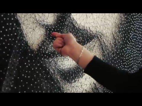Creative ART [ Artist Zenyk Palagniuk spent 200 hours to wrap 24 kilometers to create this amazing ]